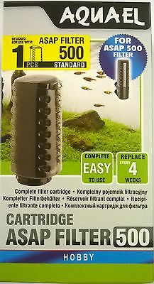 Aquael Asap 500 Aquarium Filter Standard Cartridge 5905546196376