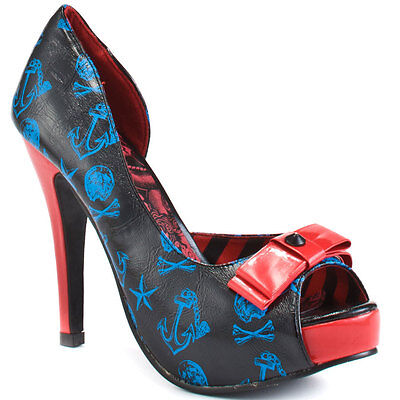 Iron Fist Dont Hold Your Breath Women Platforms