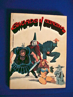 Swords of Cerebus Vol 3. Aardvark Vanaheim Inc, 1981. First Printing. Paperback