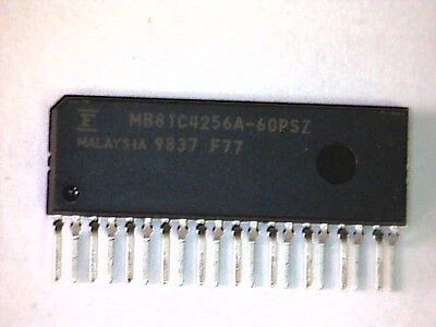 MB81C4256A-60PSZ 256X4 FAST PAGE MODE DRAM 60ns ZIP-20