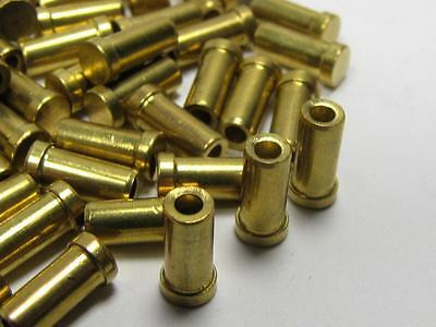 NEW-KNIFE-PARTS-KITS-ACCESSORIES: SCHRADE Brass SCALE Rivets 6 mm shaft S202