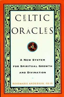 NEW Celtic Oracles Spiritual Growth Divination Symbolism Folklore History Myths • CAD $59.44