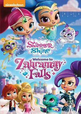 Shimmer And Shine: Welcome To Zahramay Falls New Dvd