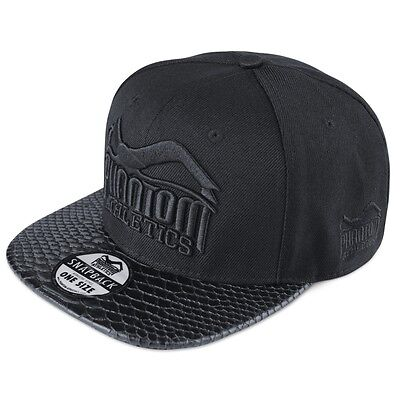 Phantom Athletics Cap Team Black Croco. Baseball Mütze. BJJ, MMA, Muay Thai, usw