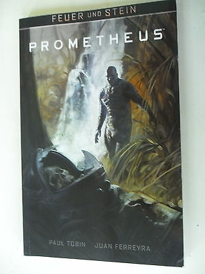 1 x Comic - Prometheus - Band Nr. 1 (von 4 ) - Splitter - CrossCult -Z.2