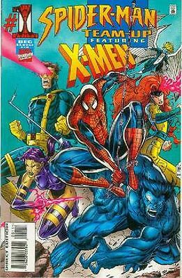 Spiderman Team-Up # 1 (X-Men, 52 pages) (USA, 1995)