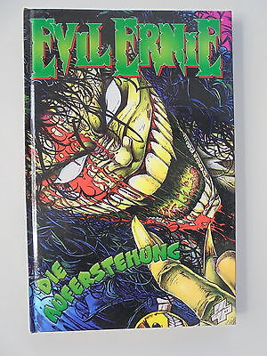 EVIL ERNIE 1 - Die Auferstehung - Chaos! Comics / Hardcover. Top Zustand