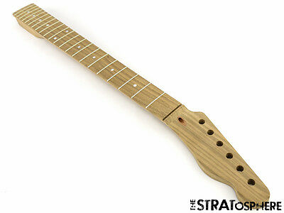 NEW Fender Lic WD Telecaster Tele Replacement NECK *ALL WALNUT* Modern 22