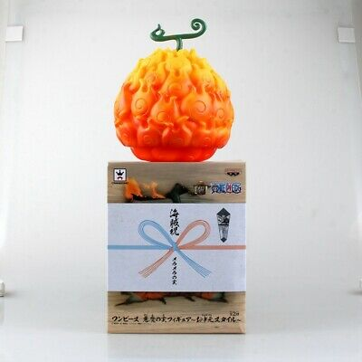 One Piece Devil Fruit Ace Flame-Flame Fruit Luffy Gum-Gum Fruit Collectible Toys