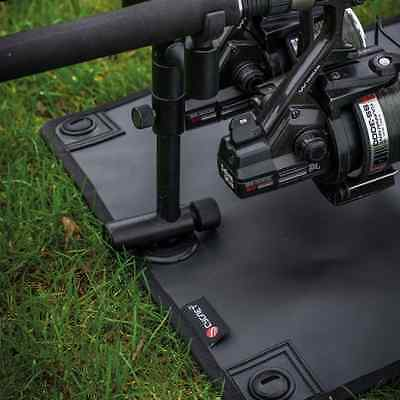 Cygnet Carp Fishing Tackle NEW Rod & Reel Splash Mat and Pegs