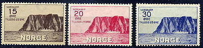 NORWAY 1930 Tourist Association set MNH