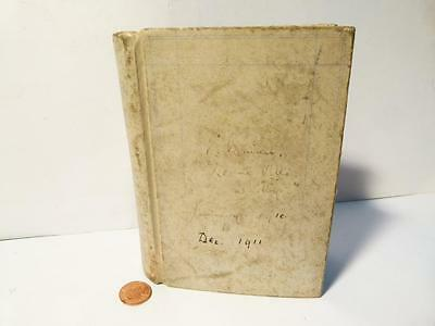 Antique Doctor E Baines of WHITBY N Yorks 1910/11 Manuscript Day Book Archive