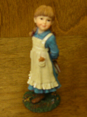 Boyds Dollstone #35009 Rebecca... School Days, 2nd Ed. NEW from our Retail Store