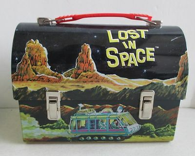 Lost In Space TV Series Full Size Reproduction Dome Top Lunch Box