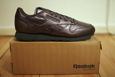 REEBOK CLASSIC LEATHER Spirit x Face Stockholm Bronze Gr. 44