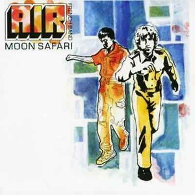 Air : Moon Safari CD (1998)