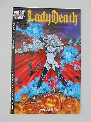 Lady Death - Untold Tales # 4...of Lady Death - Chaos! Comics / Z. 1