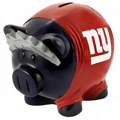 NFL Football Sparschwein Piggy Bank NEW YORK NY GIANTS Thematic Spardose small
