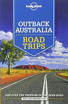 Travel Guide: Lonely Planet Outback Australia Road Trips-Alan Murphy, Anthony Ha
