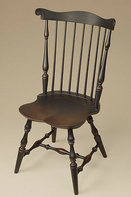 Fan Back Windsor Chair   Antique Style   Wood   Dining Room Chairs    Furniture