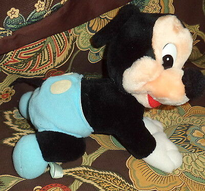"10"" Tall Plush Disney Babies Mickey Mouse from Disneyland"