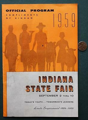 1959 INDIANA STATE Fair Map/Program-Ricky Nelson-Roy Rogers ... on university of north texas map, indiana historical society map, indiana state road map, indiana people map, indiana state events, indiana map with counties and cities, indiana natural resources of information, big indiana state map, university of virginia map, indiana state parks map, indiana tourism map, indiana convention center map, indiana state university map, 153 overpass i-65 indiana map, indiana state campgrounds map, indiana state food,