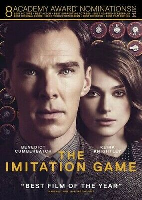 The Imitation Game DVD