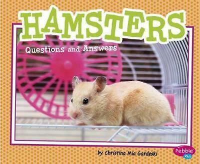 Hamsters: Questions and Answers by Christina MIA Gardeski (English) Library Bind