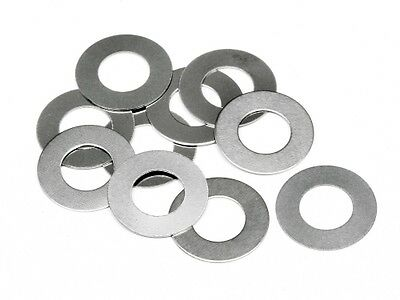 HPI RACING 87540 WASHER 5X10X0.2MM (x10) [WASHERS & SHIMS] NEW GENUINE PART!
