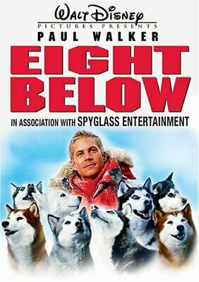 Eight Below [DVD] [2006] [Region 1] [US Import] [NTSC] -  CD FIVG The Fast Free