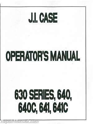 Other manuals literature parts accessories ebay motors page case international 630 owners manual fandeluxe Images