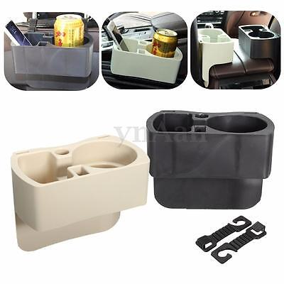 Universal Car Seat Back Storage Drinking Bottle Can Cup Phone Mount Holder Stand