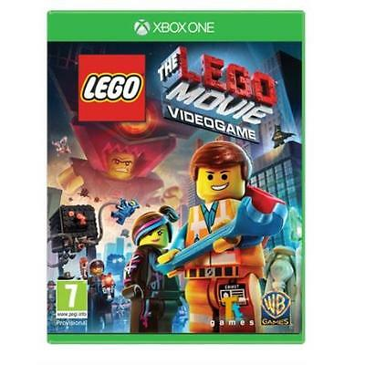 The LEGO Movie Videogame for Xbox One NEW & SEALED Kids 7+ Game