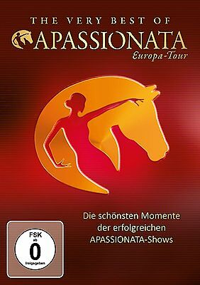 DVD *  APASSIONATA: THE VERY BEST OF (Deluxe Edition) - (2 DVDs)  # NEU OVP &