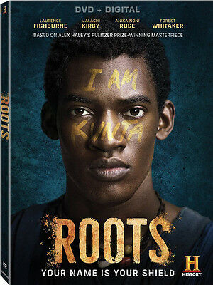 Roots - 3 DISC SET (2016, REGION 1 DVD New)