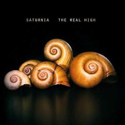 SATURNIA - The Real High - LP (black) Elektrohasch