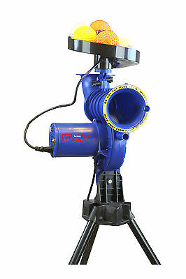 New Model Paceman Pitch Attack Cricket Bowling Machine + Free UK Postage