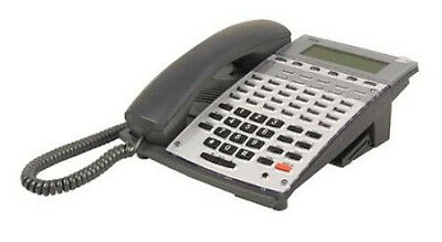 NEC 34B Aspire VoIP Phone 0890065 0890073 IP1NA-24TIXH TEL BK GOOD LCD Warranty
