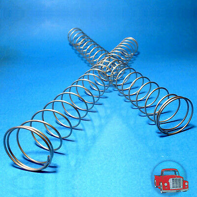 HSP42 2x Coiled Inner Spring for 1.75in 44mm & 2.00in 50mm ID Radiator Hose