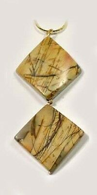 19thC Antique 105ct Nubia Jasper Greek Roman Warrior Athlete Courage Talisman