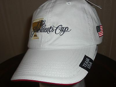 Presidents Cup  Australia 2011 Team USA Cap
