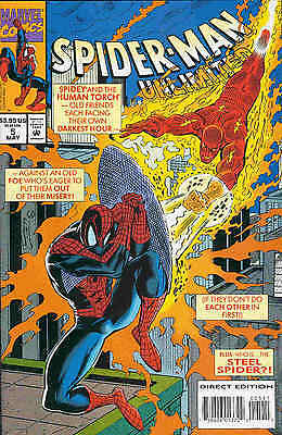 Spiderman Unlimited # 5 (68 pages) (USA, 1994)