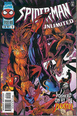Spiderman Unlimited # 15 (68 pages, The Puma co-stars) (USA, 1997)