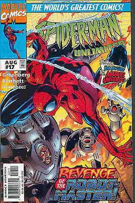 Spiderman Unlimited # 17 (52 pages) (USA, 1997)