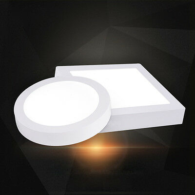 6/12/18/24W LED Ceiling Fixtures Mounted Down Wall Kitchen Bathroom Lamp Light