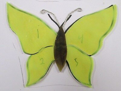 Butterfly,  Precut Stained Glass, Mosaic kit,
