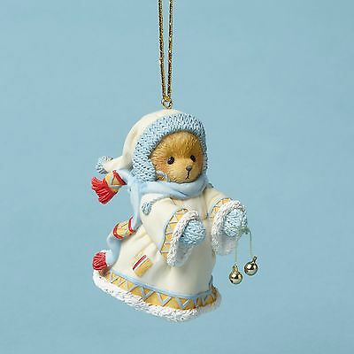 Cherished Teddies~LAPLANDER ORNAMENT~NEW 2015~FREE SHIPPING