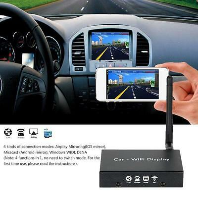 WIFI Mirabox  Miracast Screen iPhone Android Mirroring Car Stereos DLNA Airplay
