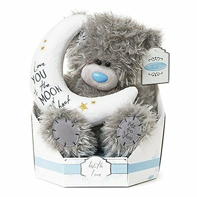 Me to You SG01W4100 9-Inch Tall Tatty Teddy Signature Collection Love You to The