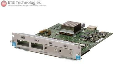 HP Procurve J8707A 4P X2 Switch Module for 5400ZL series switches